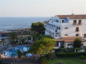 Italie, Sicilie, Giardini Naxos