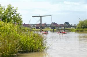 Goedkoop op autovakantie Drenthe 🚗️Center Parcs Sandur