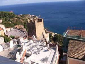 Italie, Sicilie, Taormina