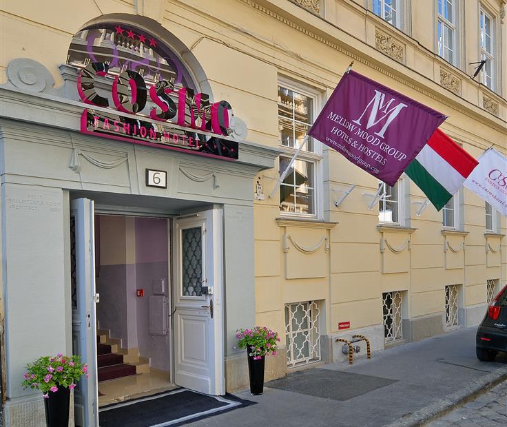8 daagse vliegvakantie naar Cosmo in budapest, hongarije