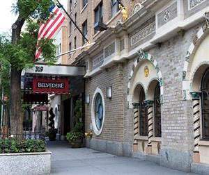 8 daagse vliegvakantie naar Belvedere in new york city, verenigde staten