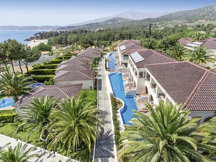 8 daagse vliegvakantie naar Alexandra Beach Thassos Spa Resort in potos, grieken