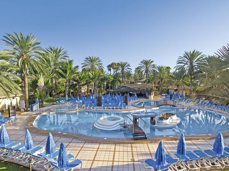 Vakantiepark Dunas Suite en Villas Resort 1