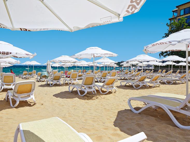 Foto Nobel **** Zonnestrand Sunny Beach