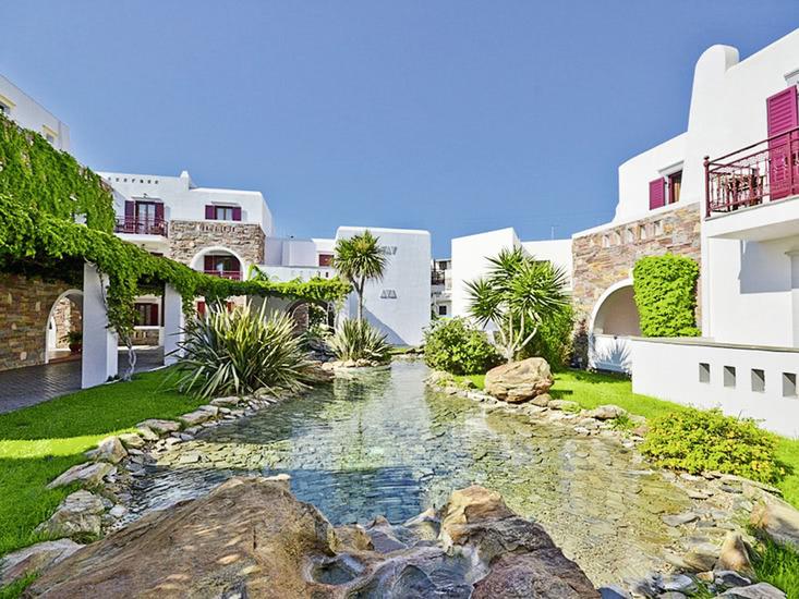 Foto Naxos Resort **** Naxos-Stad