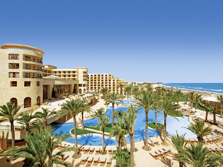 Hotel Movenpick Resort and Marine Spa Sousse 1