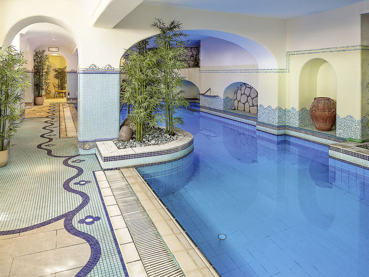 Foto Sorriso Thermae Resort en Spa **** Forio d Ischia