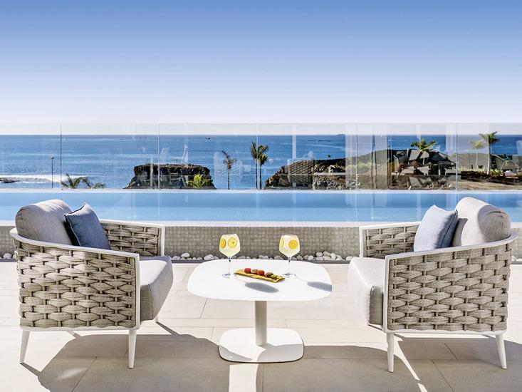 Foto ROYAL HIDEAWAY Corales Suites **** La Caleta