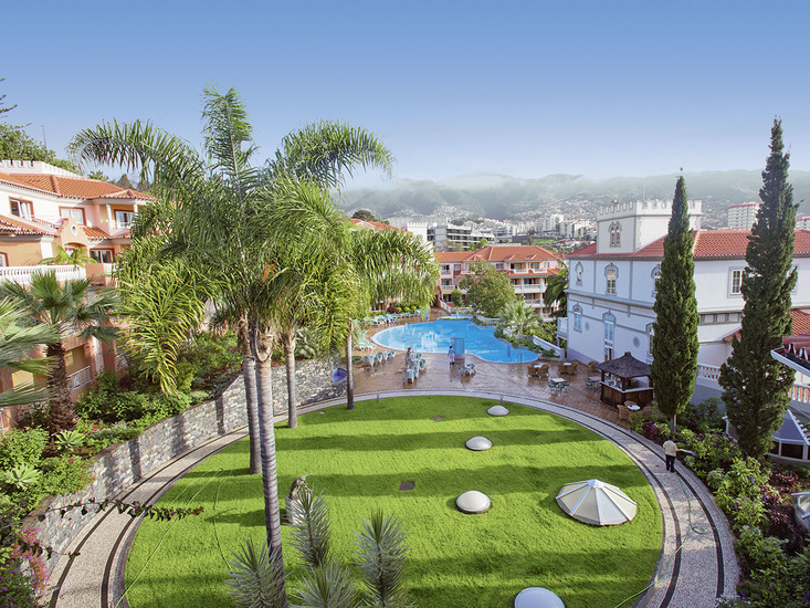 Pestana Village en Miramar Garden Resort