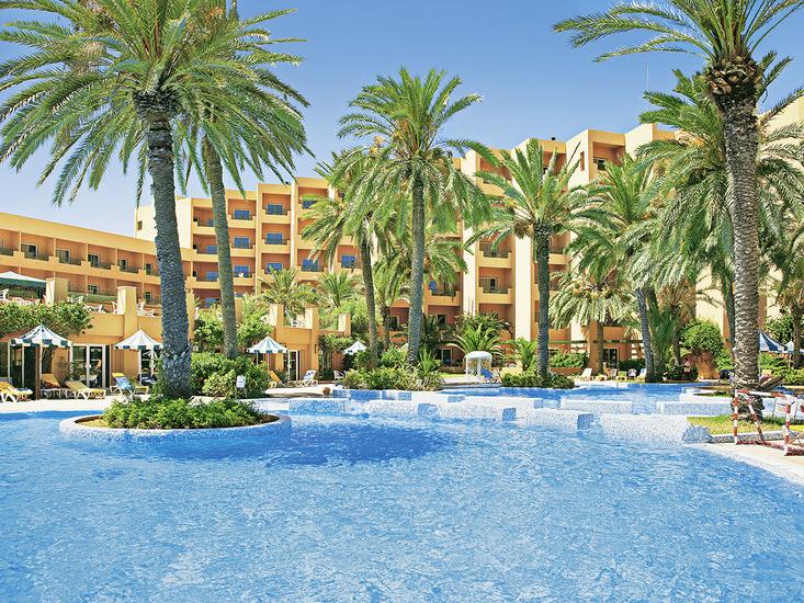 LTI El Ksar Resort en Thalasso