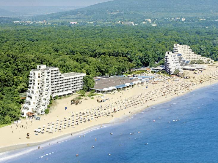 Hotel Gergana Beach 1