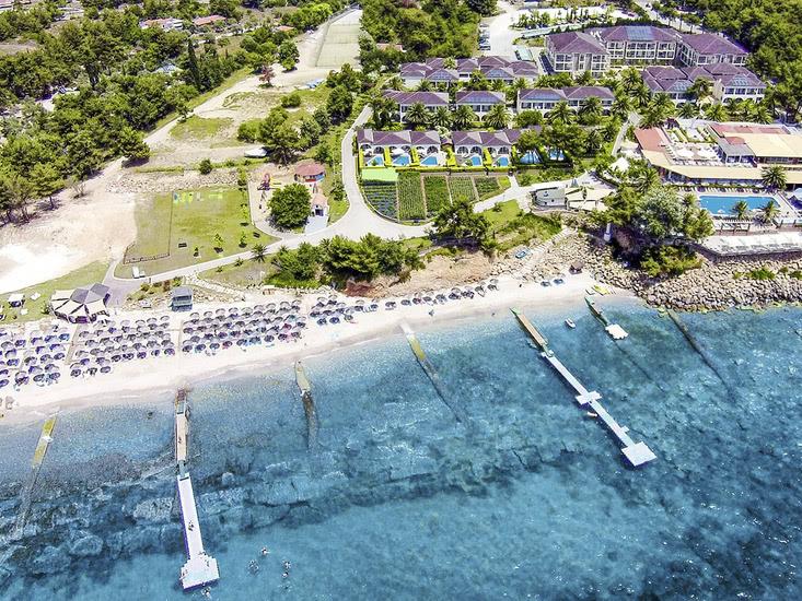 vakantie Alexandra Beach Thassos Spa Resort_5
