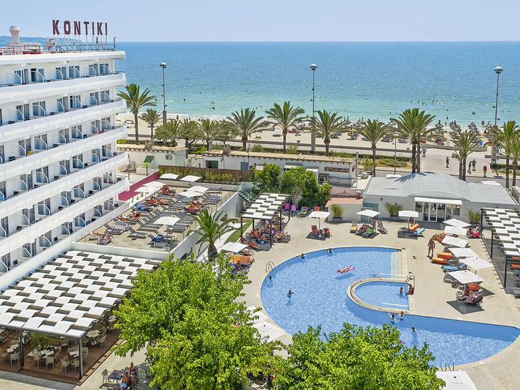 vakantie Allsun Kontiki Playa_1