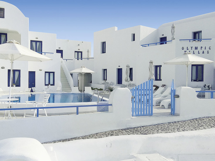 vakantie Olympic Villas_8