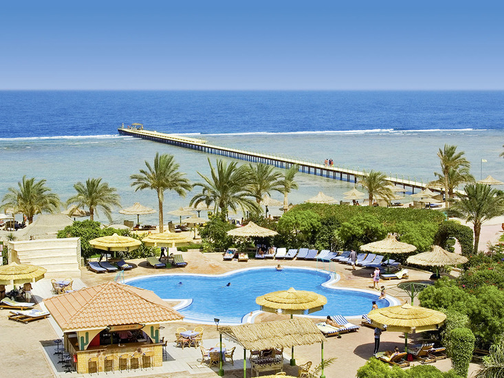 vakantie Flamenco Beach Resort_5
