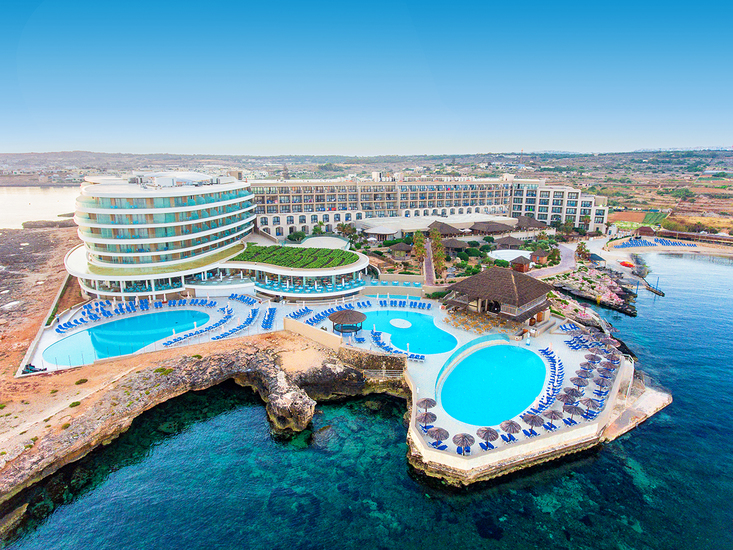 vakantie Ramla Bay Resort_1