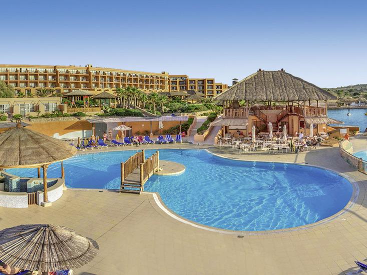 vakantie Ramla Bay Resort_12