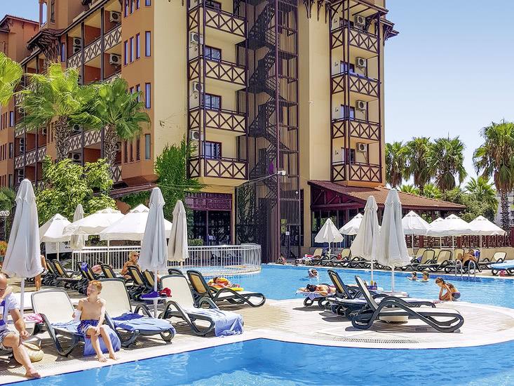 vakantie Villa Side_1