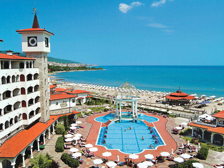 Hotel Helena Sands 1