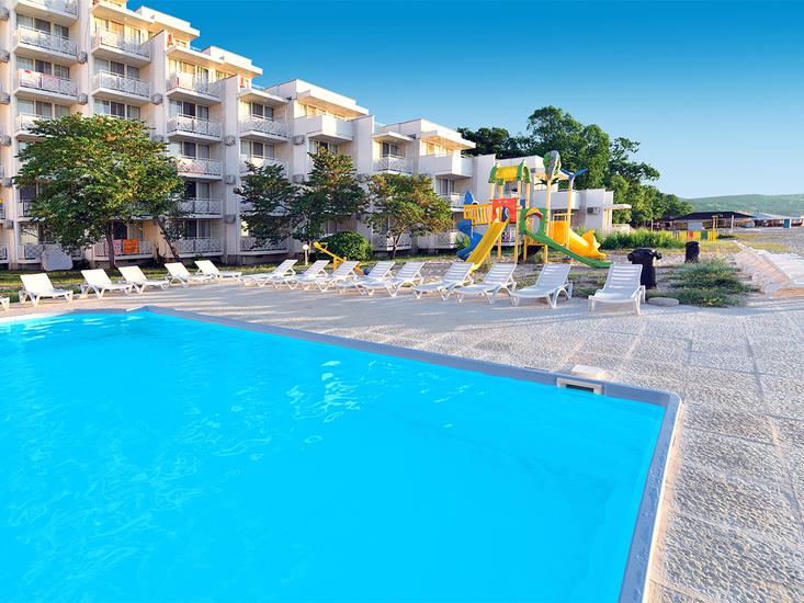 Hotel Slavuna Beach 4