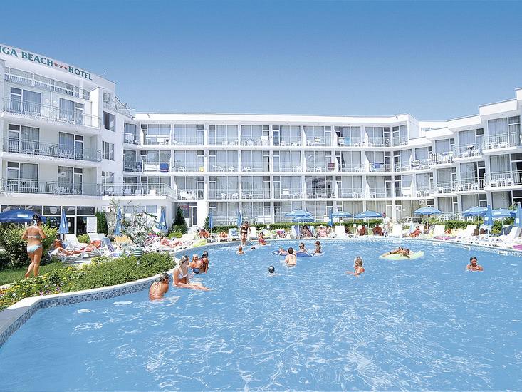 Hotel Avliga Beach 1
