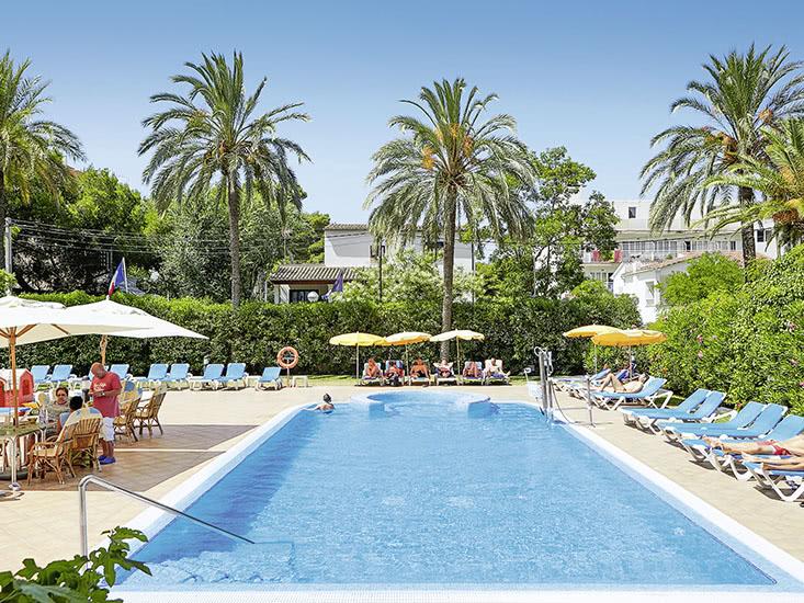 Mallorca Playa De Palma Hotel Luxor