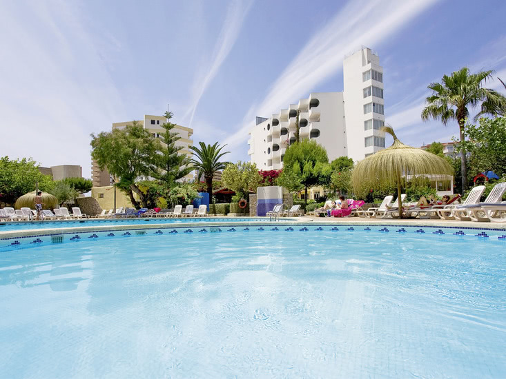 Hotel Pamplona Mallorca Playa De Palma
