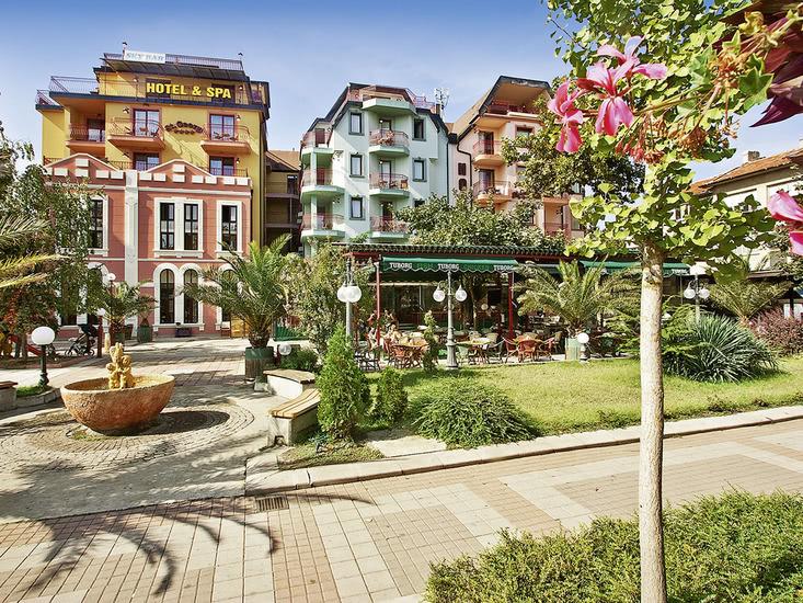 Hotel Saint George en Spa 1