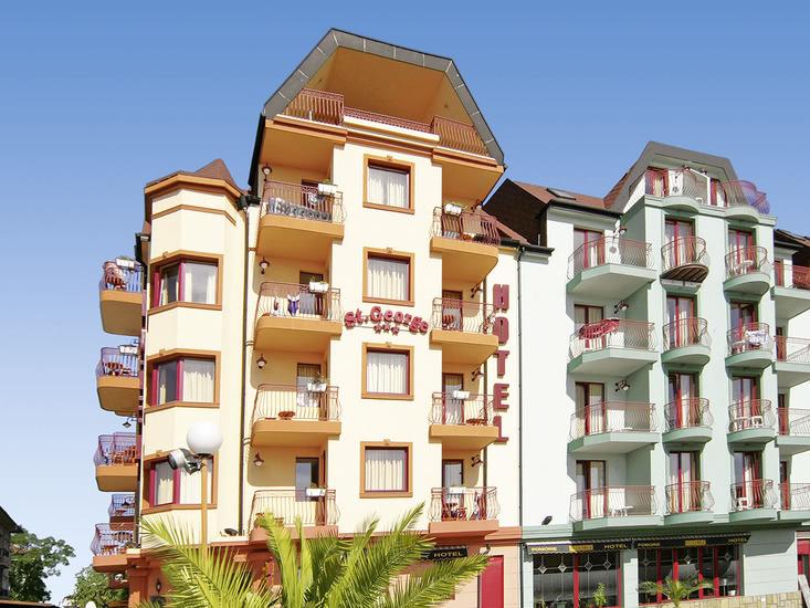 Hotel Saint George en Spa 4