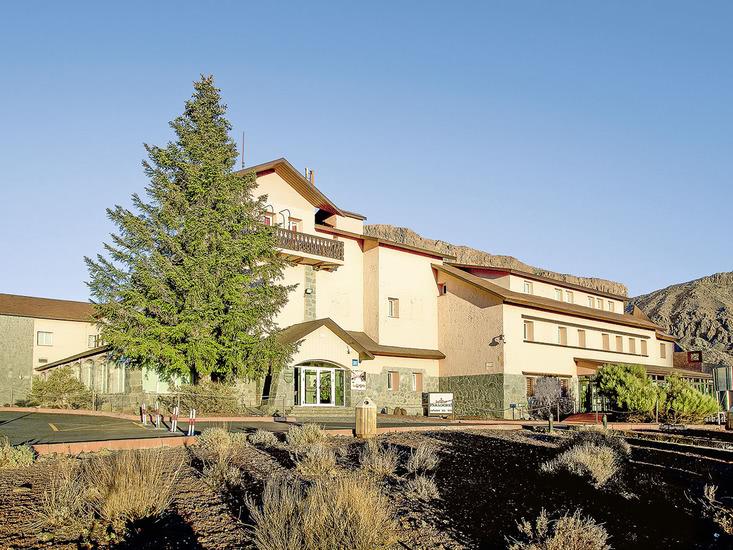 Hotel Parador Canadas del Teide 1