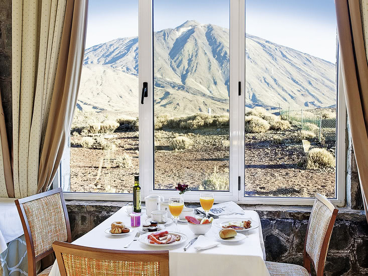 Hotel Parador Canadas del Teide 2
