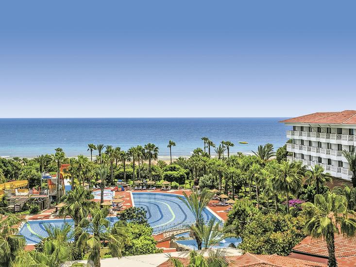 Hotel Defne Garden 1