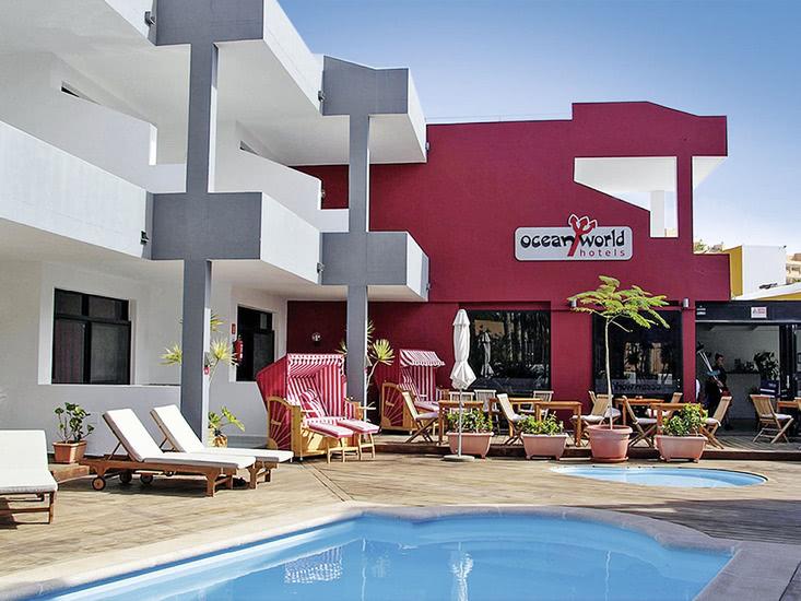 Hotel Aquamarin 1