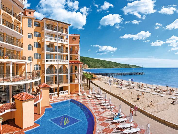Hotel Atrium Beach 1