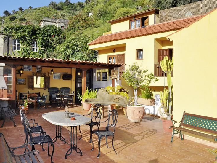 Hotel Villa Hermigua 1