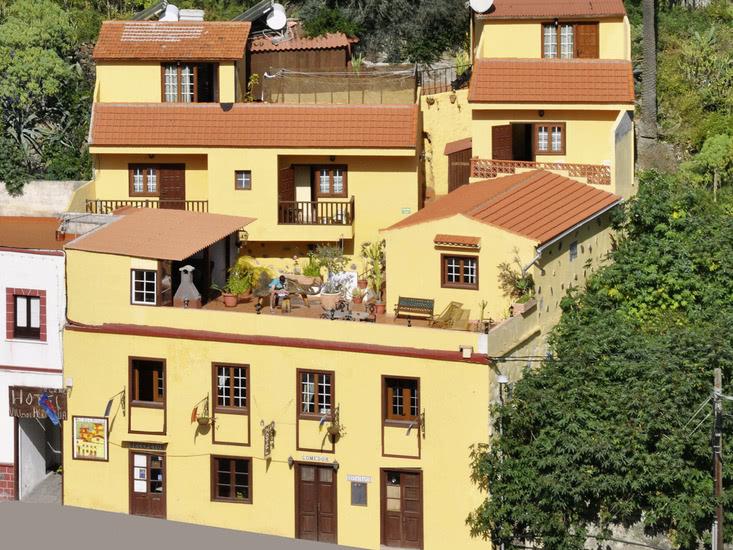 Hotel Villa Hermigua 4