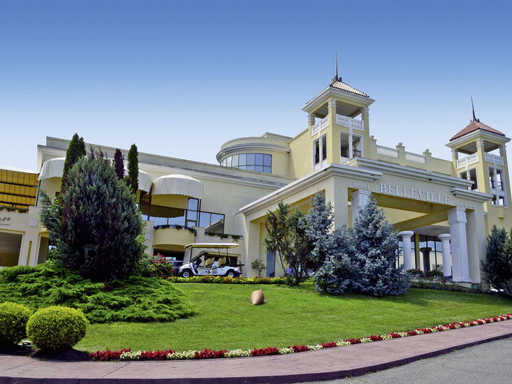 Hotel Belleville Holiday 2