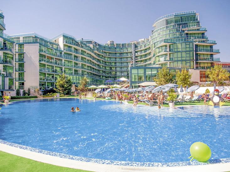 Hotel Primorsko del Sol 1