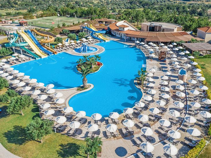 Hotel Lindos Blu 4