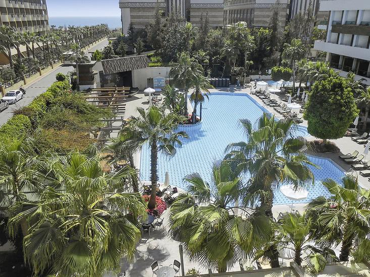 Hotel Port Side Resort 4