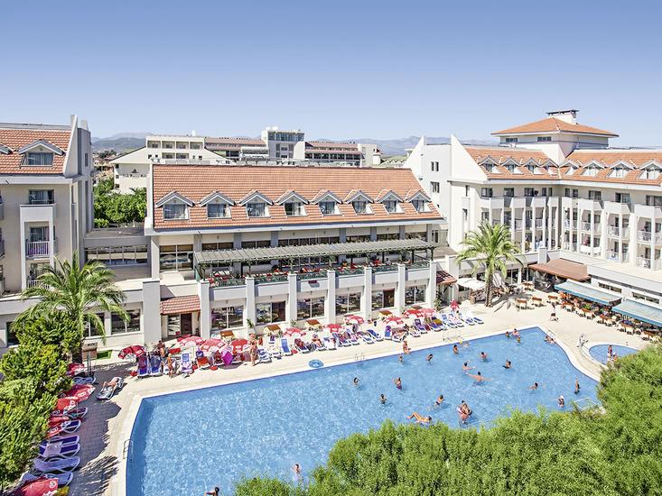 Hotel Seher Sun Beach 1