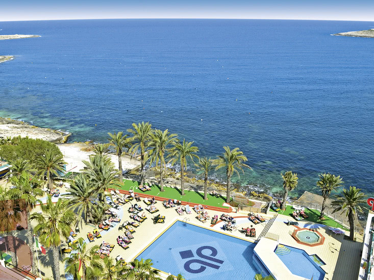 Hotel Qawra Palace 3
