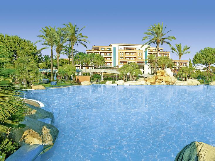Hotel Hipotels Hipocampo Palace en Spa 1