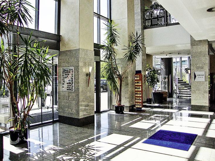 Foto City Hotel am CSS **** Suhl