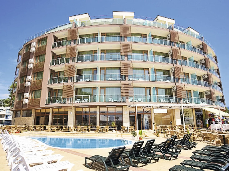 Hotel Sea Breeze 3