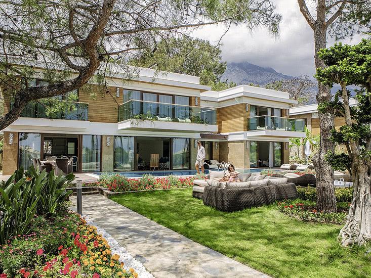 Hotel Nirvana Lagoon Villas Suites en Spa 4