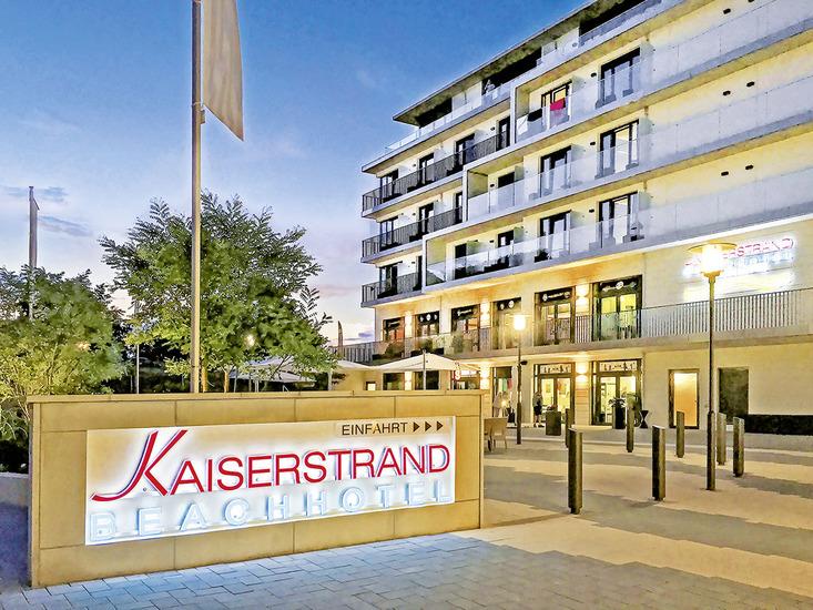 Seetel Kaiserstrand
