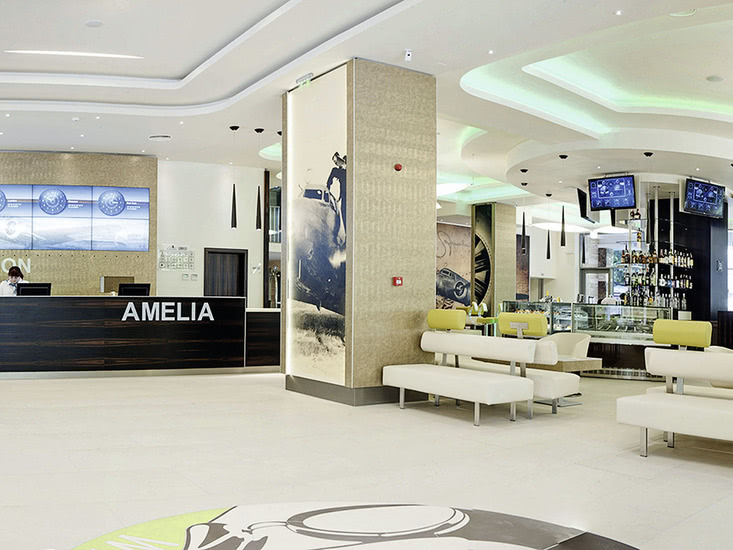 Hotel Amelia 4