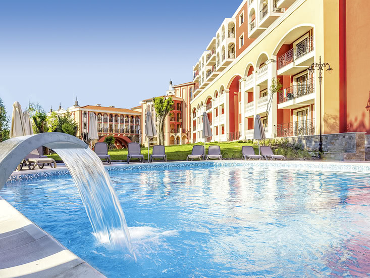 Hotel Festa Via Pontica 1