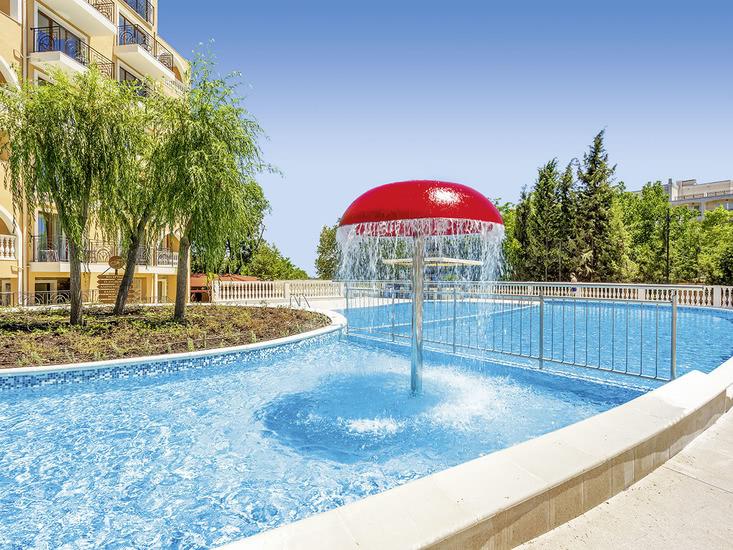 Hotel Festa Via Pontica 4